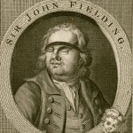 Portrait of Sir John Fielding, MS Hyde 76 (1.6.422.1)