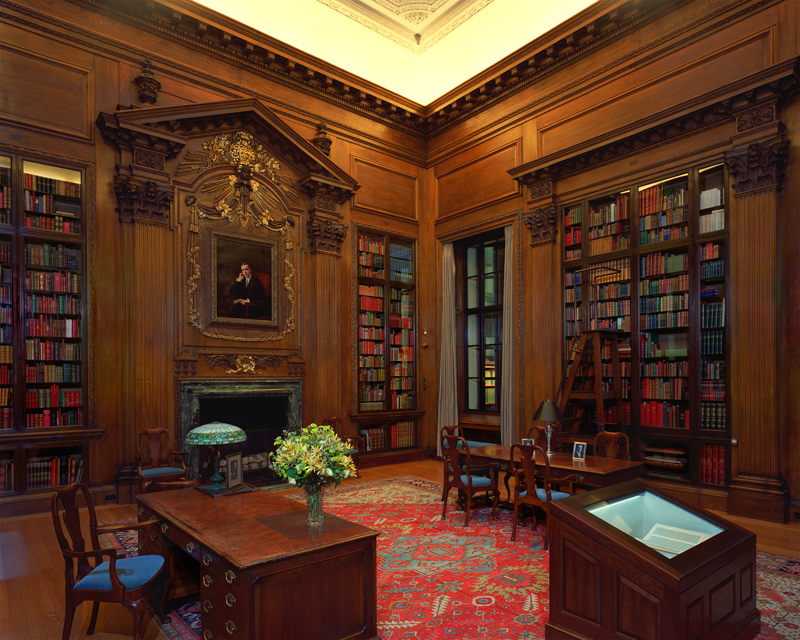 Harry Elikins Widener Memorial Room
