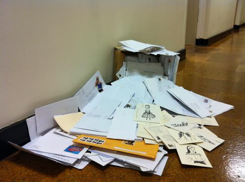 mail at Harvard Review