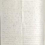 Robert Louis Stevenson. Letter to Sidney Colvin, 1891. p. 2. HEW 10.13.21
