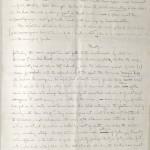 Robert Louis Stevenson. Letter to Sidney Colvin, 1891. p. 3. HEW 10.13.21
