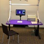 The Archivist's Workstation, prototype developed by Professor Stuart Shieber's ES96/CS96 class