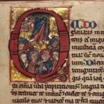 Breviary : manuscript, [between 1250 and 1300] MS Lat 115, f. 34.