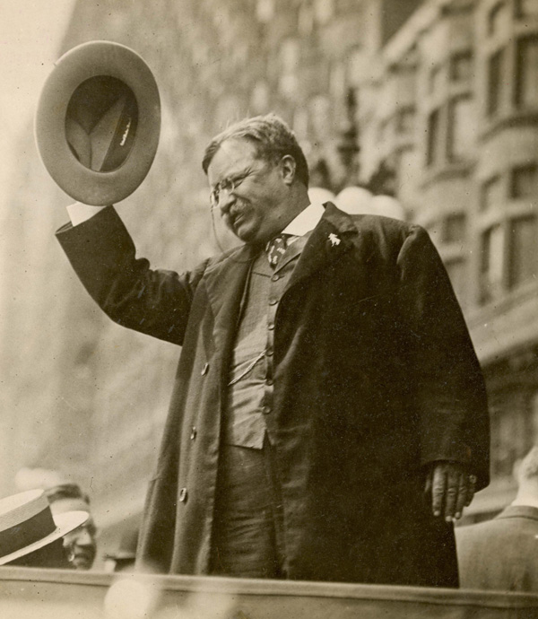 What Was Theodore Roosevelt S Position On Natural Resources