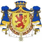 D'Albert Luynes Arms