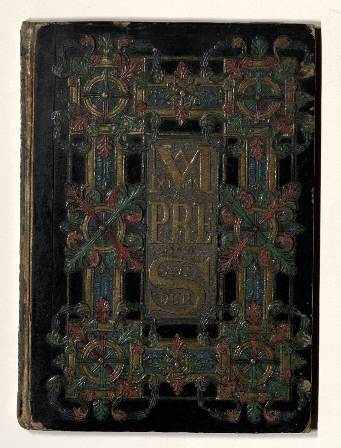Maxims and precepts of the saviour., 1848. Typ 805.48.5626