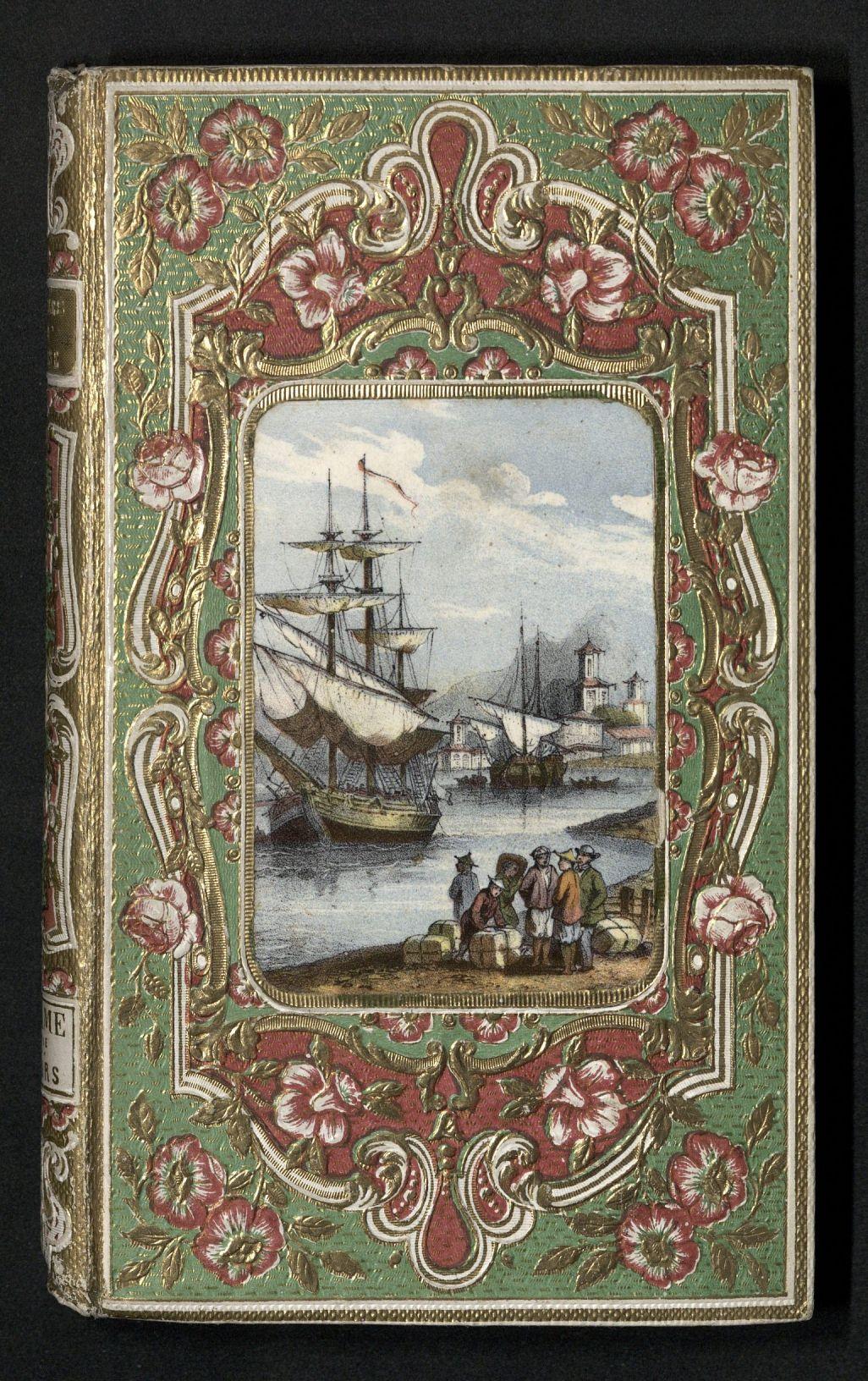 Garnier, Henri. Voyages en Perse, Arménie, Mésopotamie, Chaldée, Kurdistan, Arabie, etc., 1854.Typ 815.54.4166