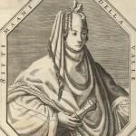 Ronconi, Francesco, 17th cent. Applausi poetici alle glorie della signora Leonora Baroni, 1639. Mus 1452.15