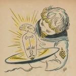 Mandelʹshtam, Osip, 1891-1938. Primus : detskie stikhotvorenii︠a︡, 1925. Typ 958.25.555