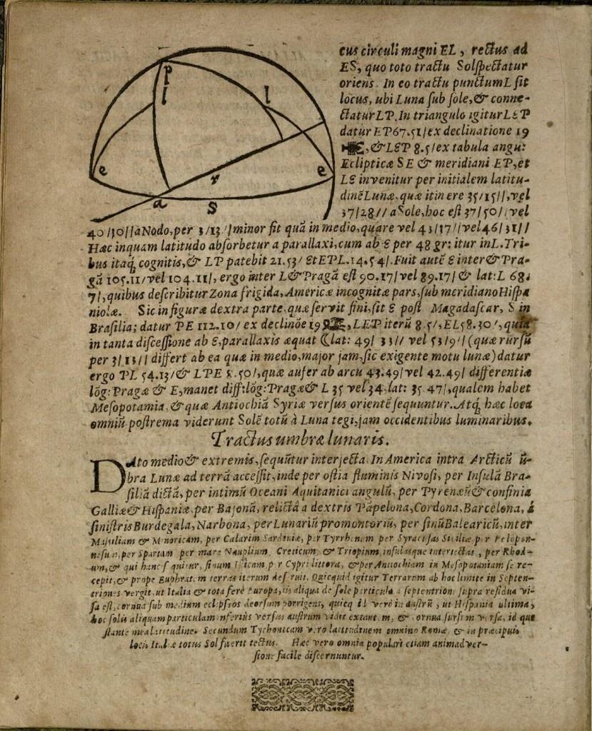 Kepler, Johannes, 1571-1630. Ad rerum coelstium amatores universos. 2013-397.