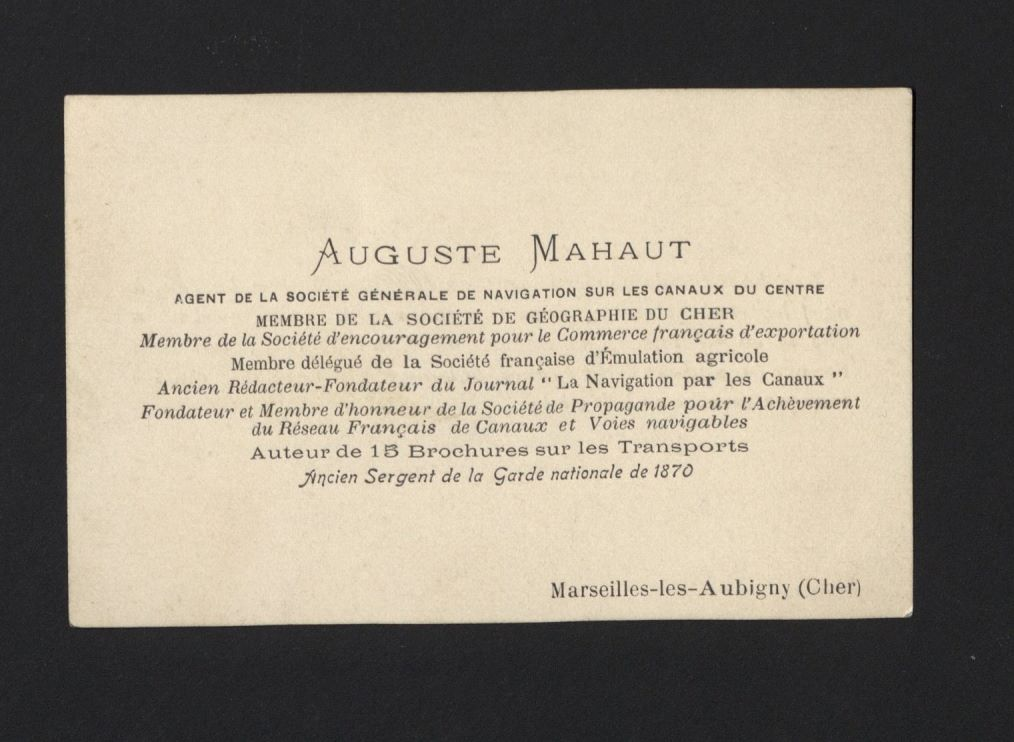 French cartes de visite, ca. 1890-1930. FC9.D4751.Q890c image 2