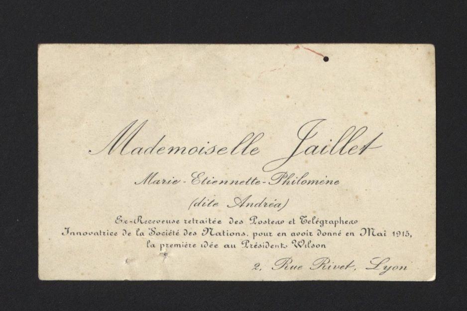 French cartes de visite, ca. 1890-1930. FC9.D4751.Q890c image 4