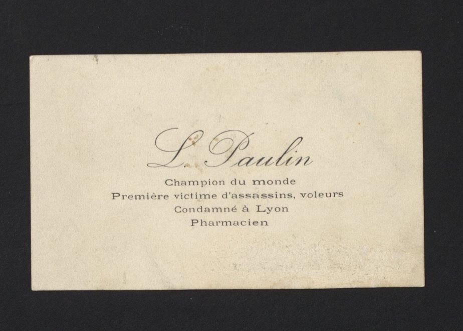 French cartes de visite, ca. 1890-1930. FC9.D4751.Q890c image 6