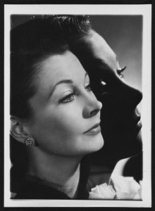 Vivien Leigh, 1952. Angus McBean Photograph (MS Thr 581). © Harvard Theatre Collection, Harvard University