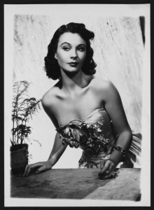 Vivien Leigh, undated. Angus McBean Photograph (MS Thr 581). © Harvard Theatre Collection, Harvard University