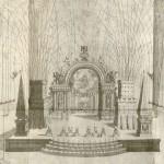 Bissari, Pietro Paolo, conte, active 1640-1660, librettist. Medea vendicativa, 1662. TS 8420.77 1662