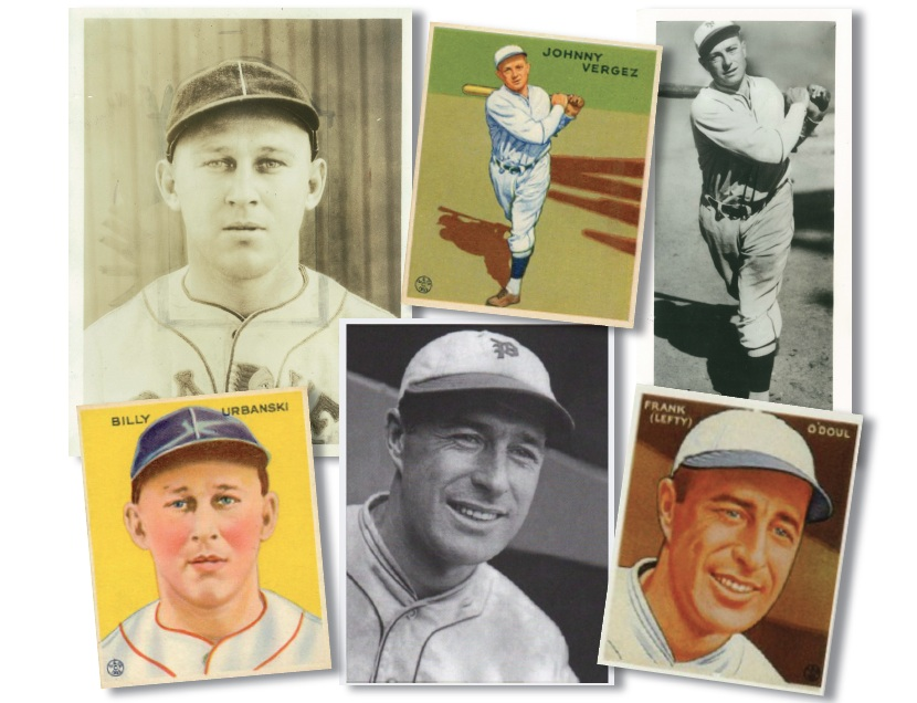 "Benjamin Lee's collection """"A History of the 1933 Goudey Baseball Card Set"""