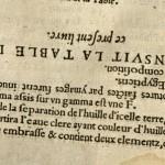 Ulstadius, Philippus Le ciel des philosophes, 1550. 24226.26.5*