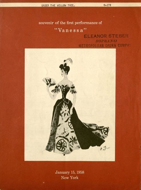 2006MT-18 Vanessa Souvenir Music