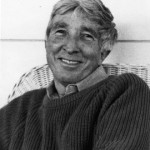 John Updike, Photo © Martha Updike. 2008M-40