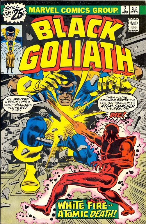 Black Goliath #2 (1976)