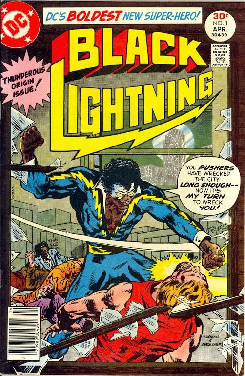 Black Lightning #1 (1977)