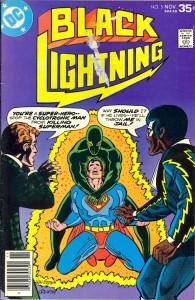 Black Lightning #5 (1977)