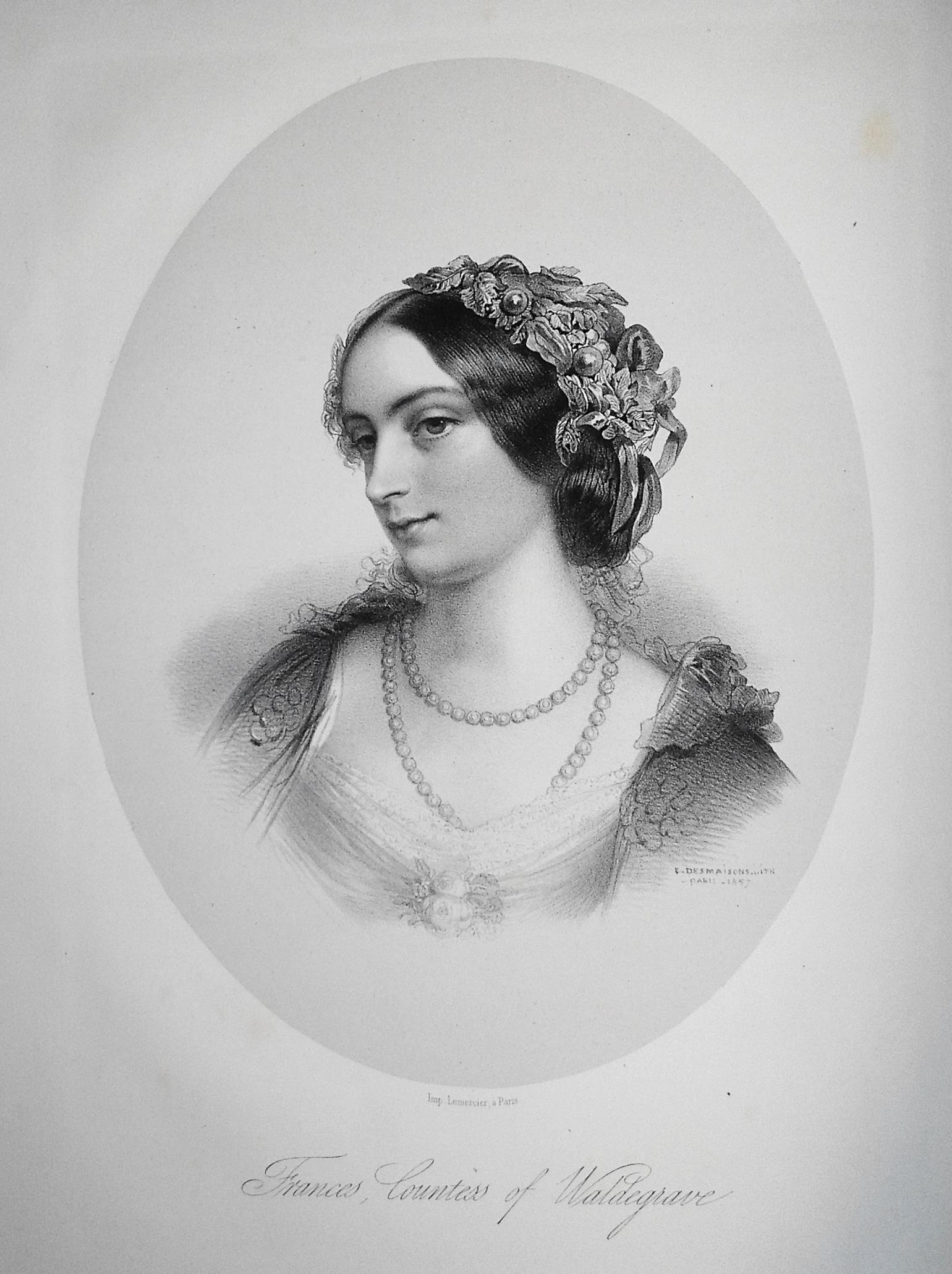Frances, Countess of Waldegrave