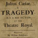Julius Caesar, 1684