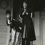 John Lithgow and Elizabeth Cole in Tartuffe