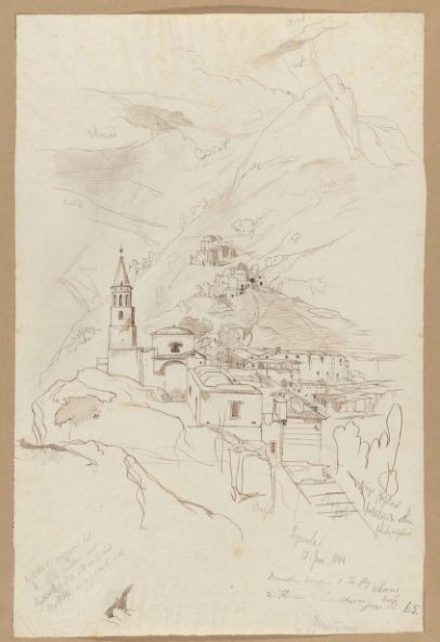 Pogerola, 13 June 1844 Houghton Library, MS Typ 55.26 (296)