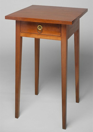 New information about Emily Dickinsons furniture Houghton Library