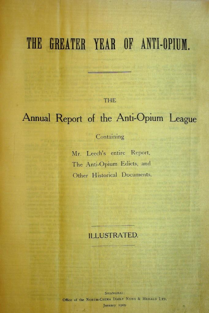 Anti-opium 1