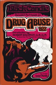 black candle canada's first book on drug abuse
