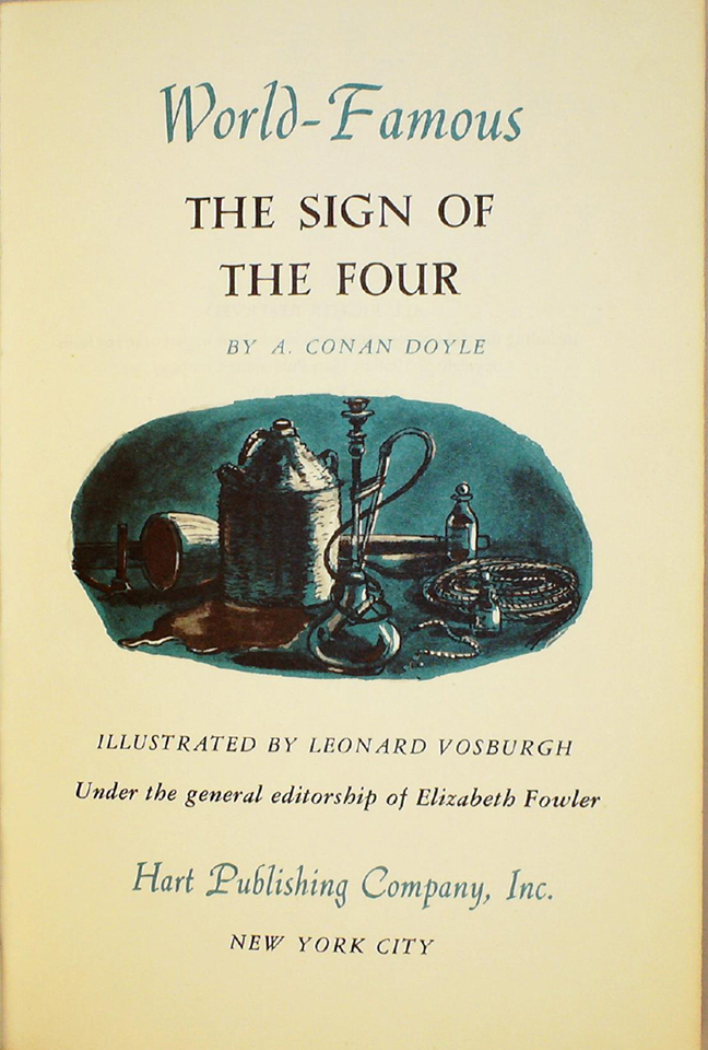 Sign of four 3