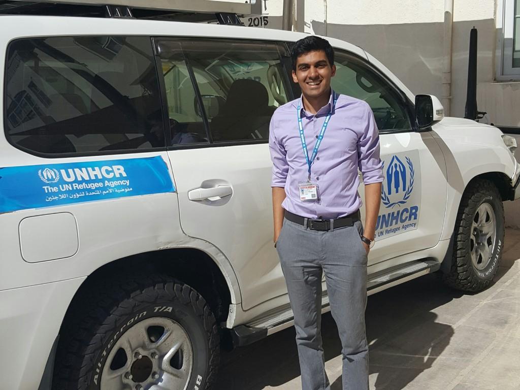 Malik Ladhani in Amman