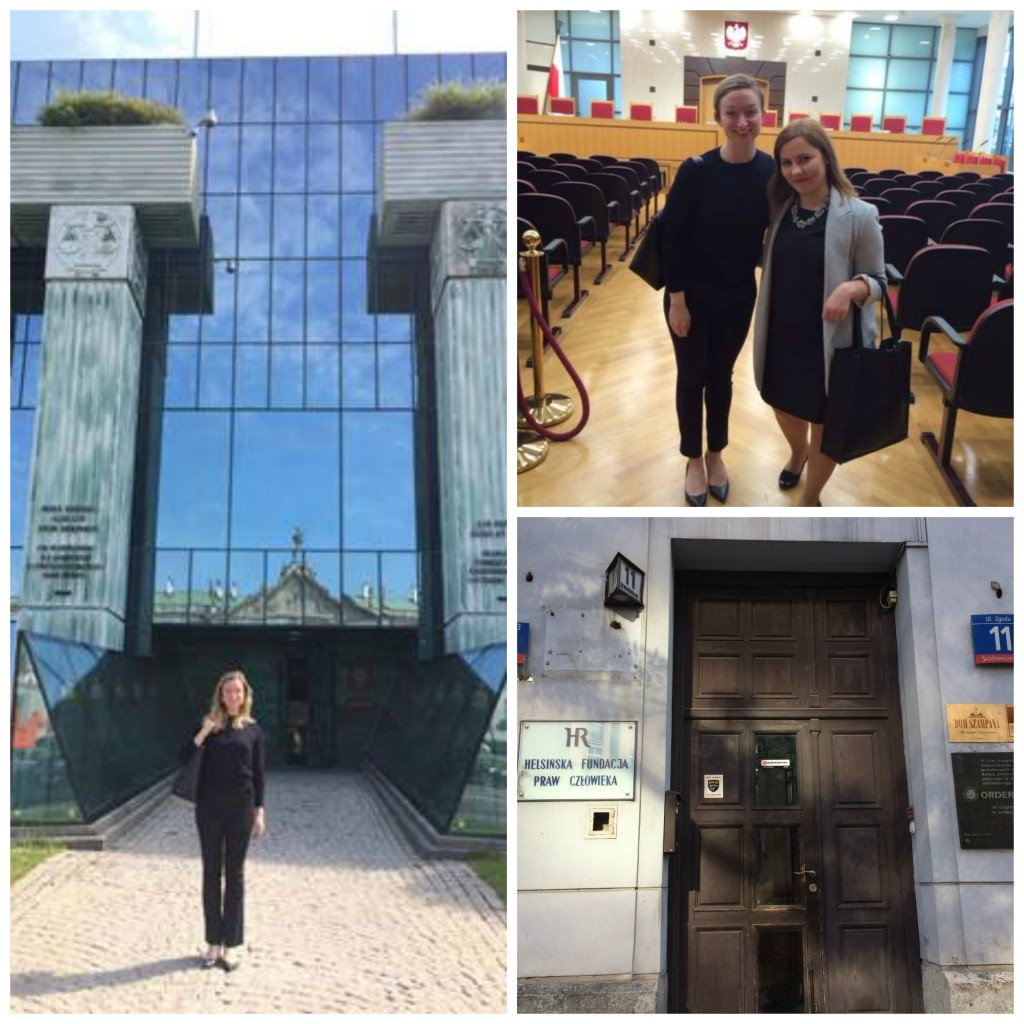 Supreme Court of Poland, Polish Constitutional Grand Chamber, Helskinki Foundation offices