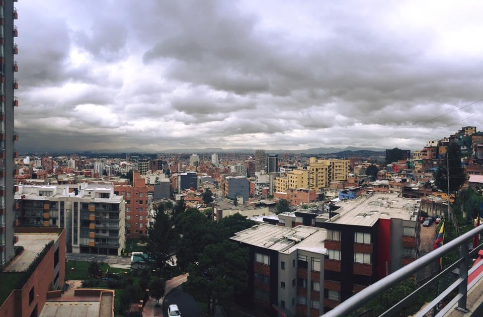 Sarah Dorman photo of Bogota