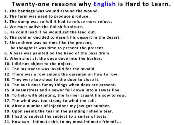 10 Reasons Why English Is The Worlds Language  English