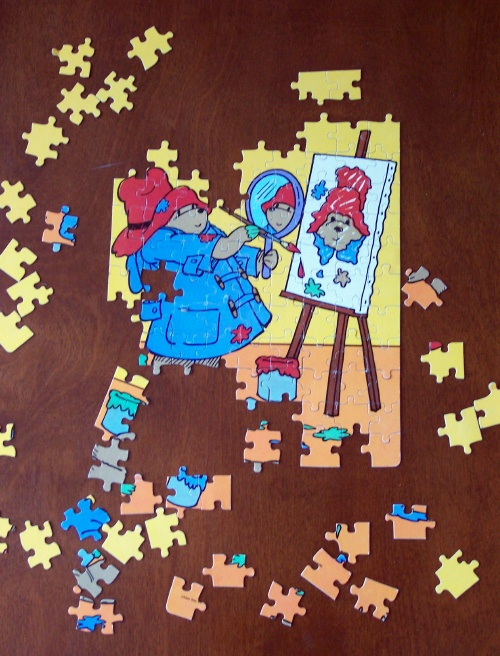 Paddington Bear Puzzle