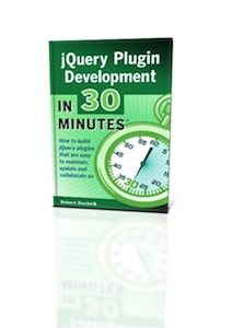 jQuery plugin book