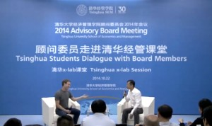 Zuckerberg can speak Mandarin. Why can't Rupert Murdoch or other foreign expats in China?