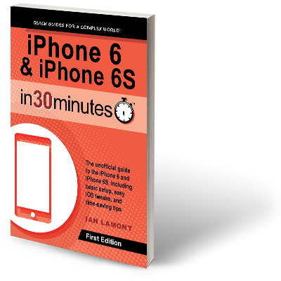 iPhone 6 and iPhone 6S Book