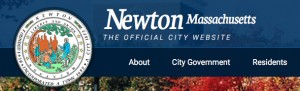 Newton Mayor Setti Warren Planning Department Report