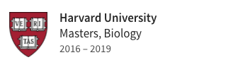 Harvard Biology