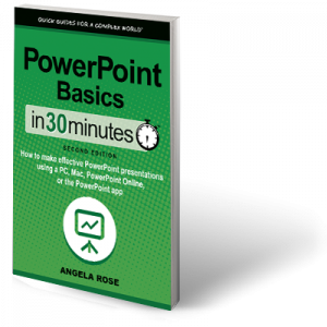 PowerPoint Basics In 30 Minutes, second edition