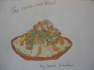cous cous bowl 1