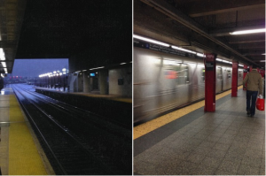 New Jersey vs. NYC Subway Systems