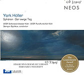 York Höller, Sphären; Der ewige Tag, CD 37845
