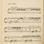 Claude Debussy, L'isle joyeuse, 1904